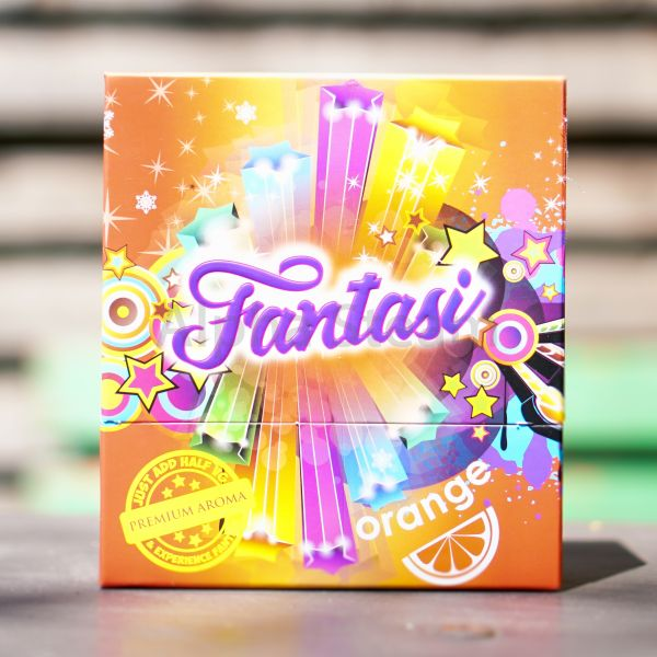 Fantasi | Orange