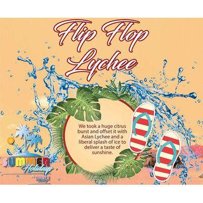 Flip Flop Lychee | Summer Holidays - 50ml