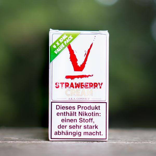 Verdict | Strawberry Cream