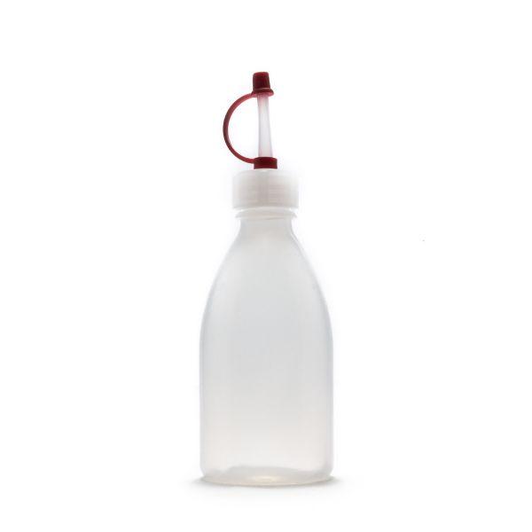 PE Vorratsflasche 100ml mit Verschluss
