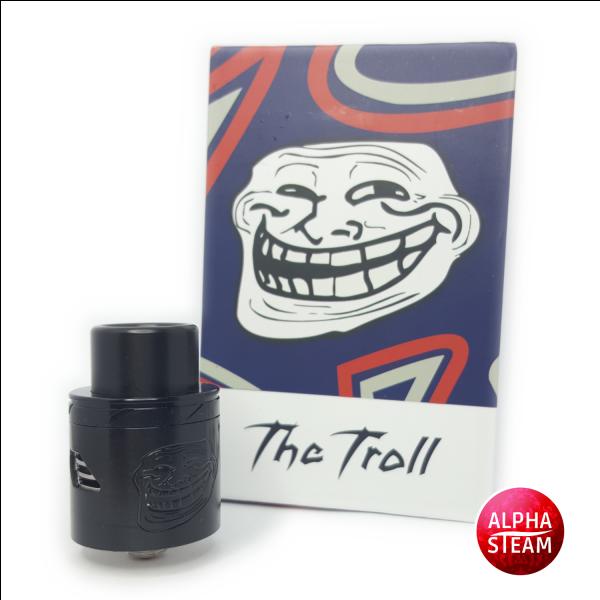 The Troll 25 RDA