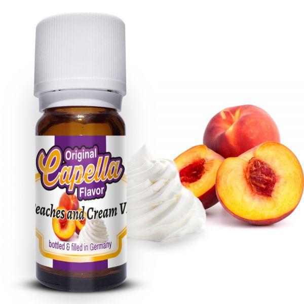 Peach and Cream Aroma