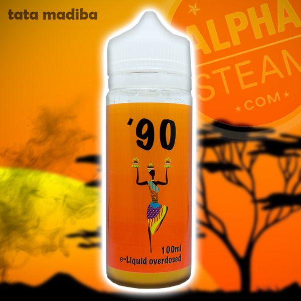 Alpha´s Tata Madiba '90 | Liquid