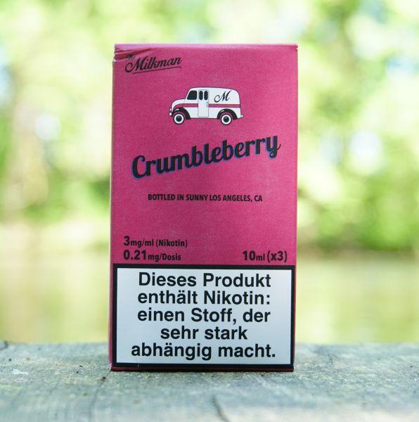 Milkman - Crumbleberry