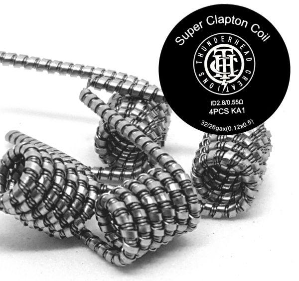 Super Clapton Coil