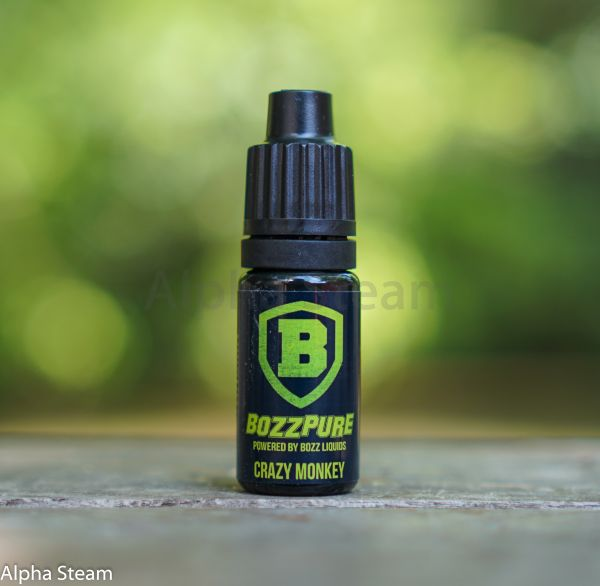 Crazy Monkey | Bozz Aroma