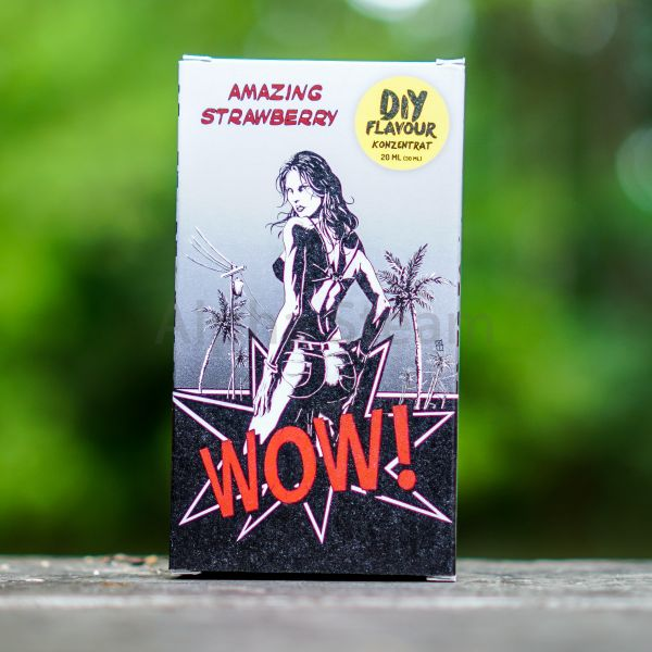 Sinners | Wow! - Amazing Strawberry