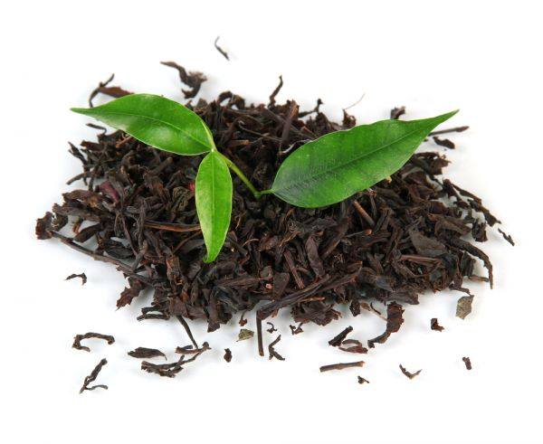 Aroma Schwarzer Tee