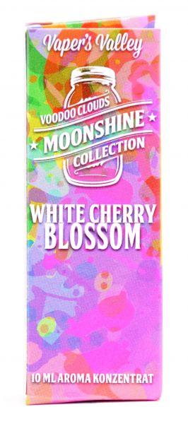 Moonshine | White Cherry Blossom