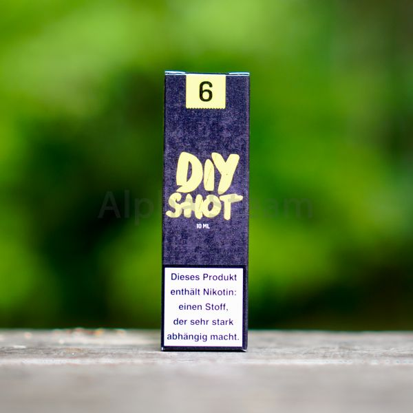 DIY-Liquid SHOT 6mg