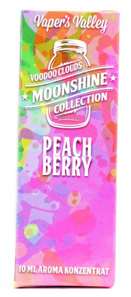 Moonshine | Peach Berry