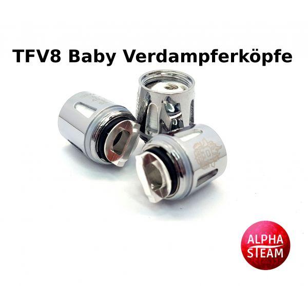 TFV8 Baby Verdampferköpfe 5erPack