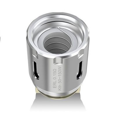 Melo RT25 | ERL-Coils 0,15 Ohm