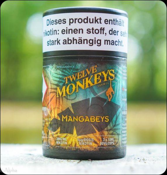 Mangabeys Liquid