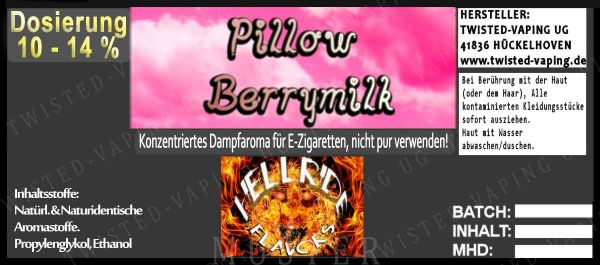 Pillow Berrymilk