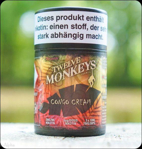 Congo Cream Liquid