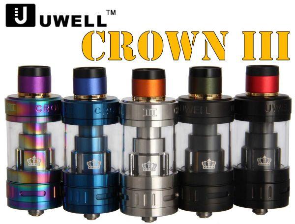 Crown 3 | 5ml Tank