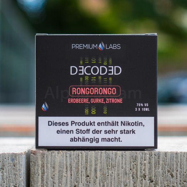 Decoded | RongoRongo