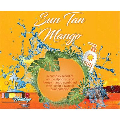 Sun Tan Mango | Summer Holidays - 50ml