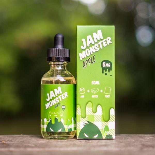 Jam Monster | Apple
